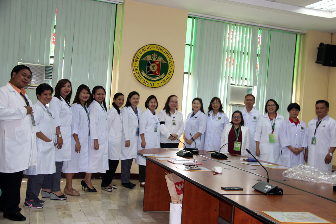 PSMLS National Officers Oathtaking, Department of Health (DOH)